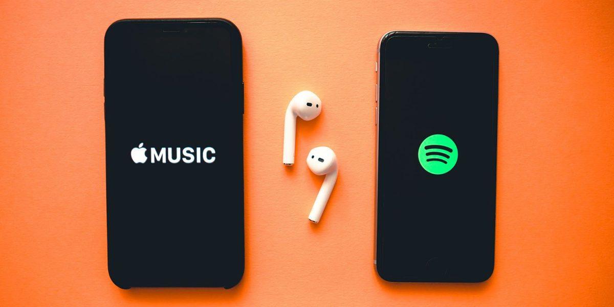 Apple Music VS. Spotify?