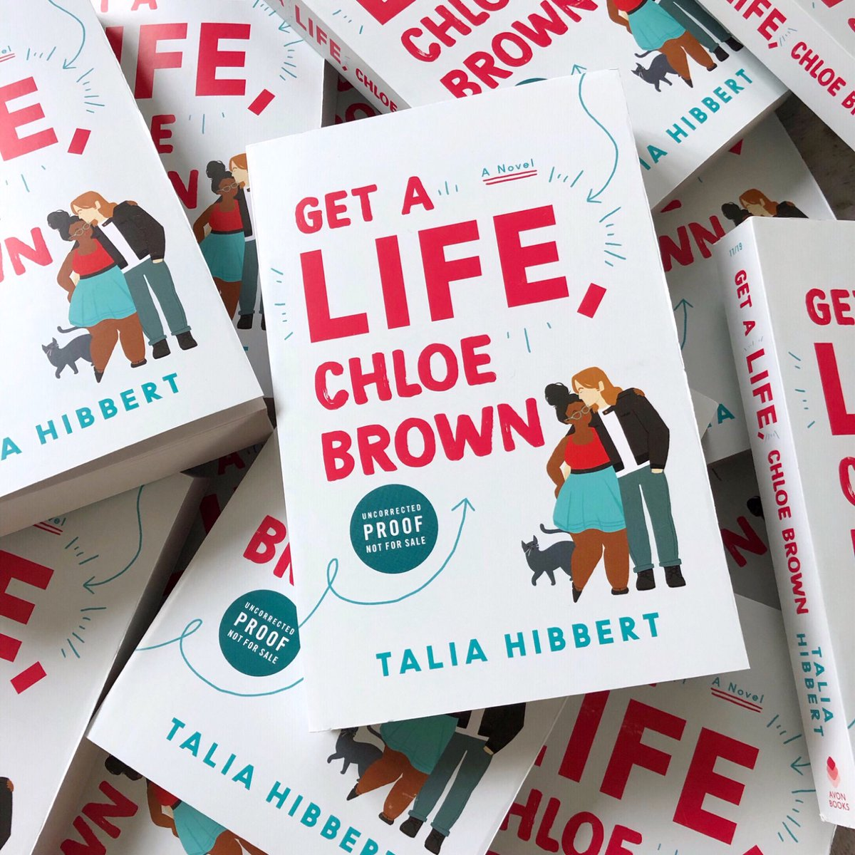 Get a Life, Chloe Brown by Talia Hibbert.