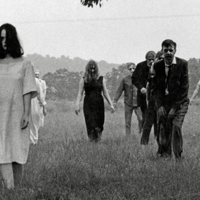 Night Of The Living Dead   directed by George Romero   1968.