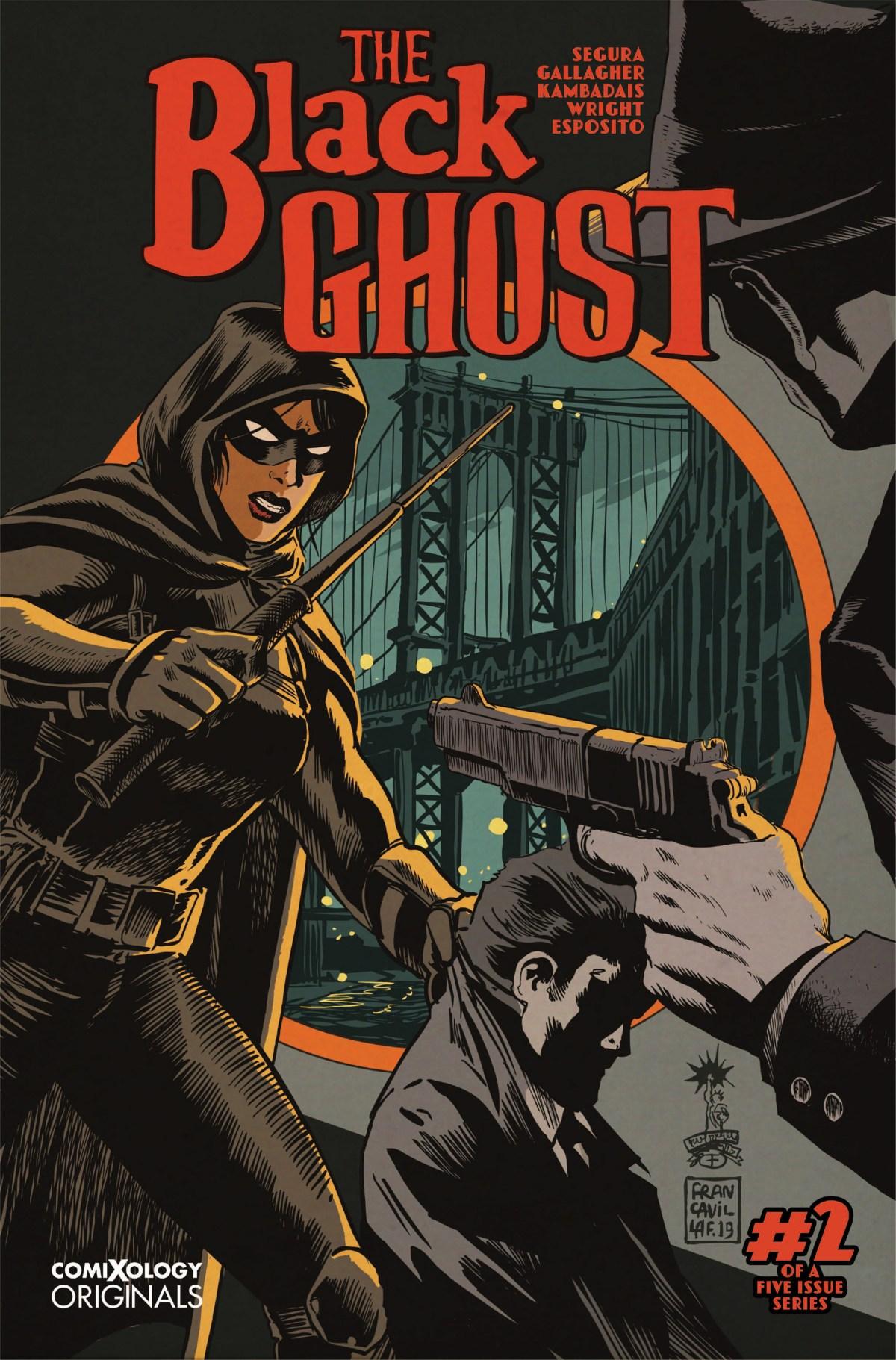 #2 Cover; New Wave Comics, 2019.