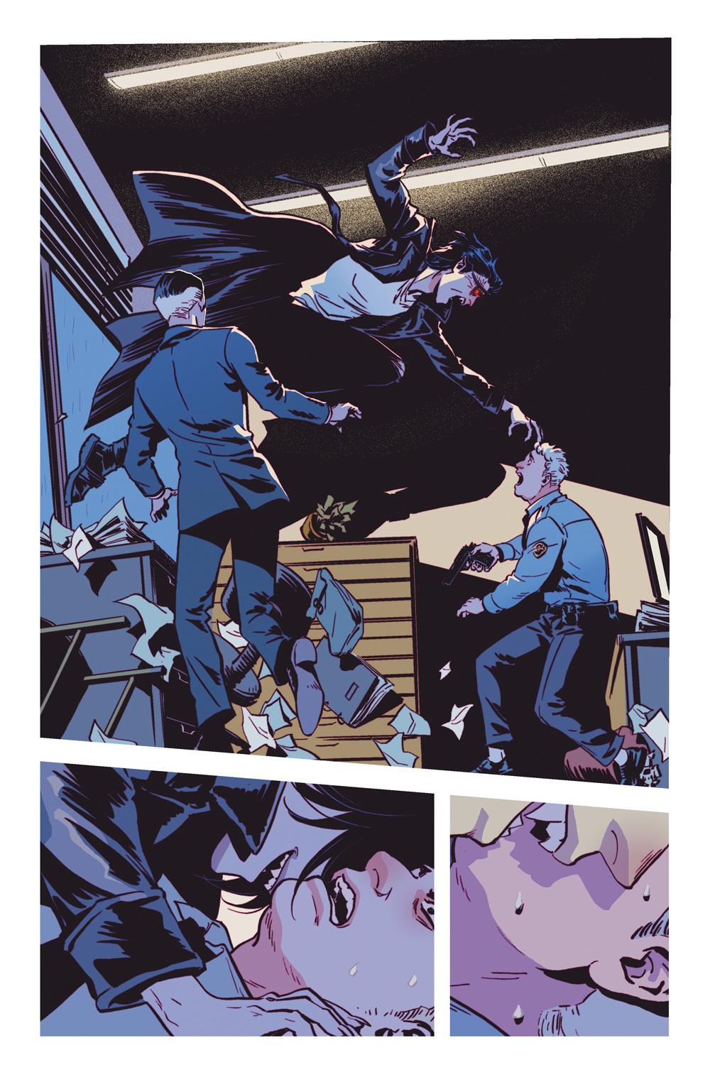 Page 8: Archie Comics 2019.
