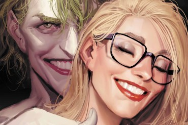 Harleen #2 cover by DC