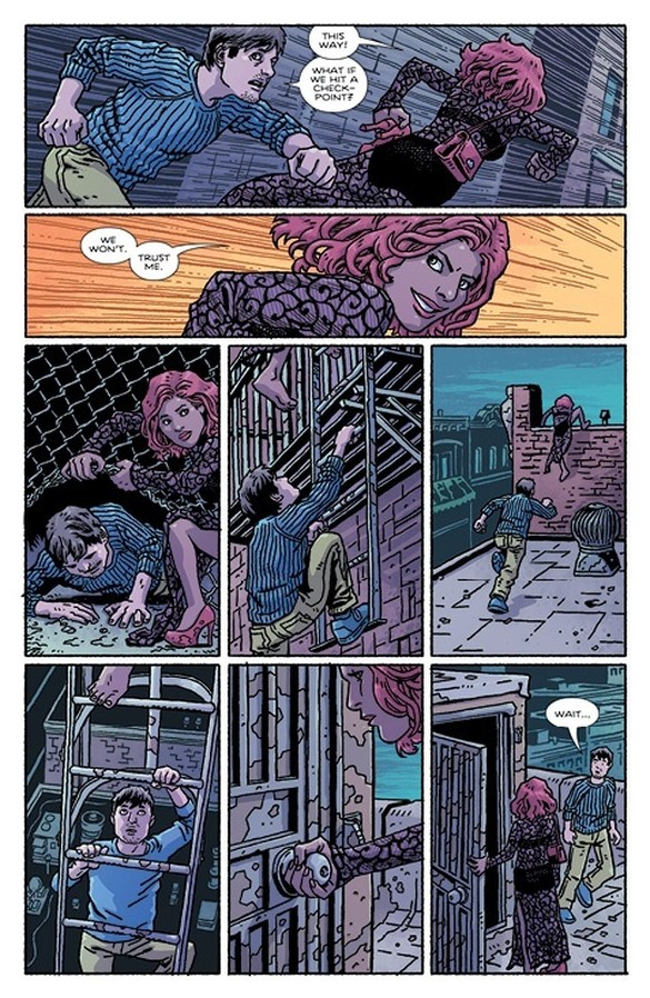 Heart Attack #2, Image Comics 2019