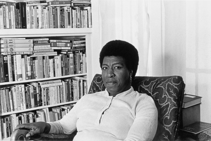Octavia Butler, one of the most renowned sci-fi writers of the generation