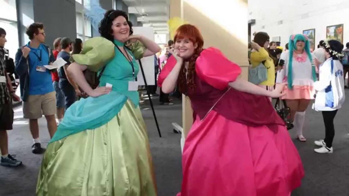 Naka-Kon Anime Convention - Overland Park Convention Center (2015)