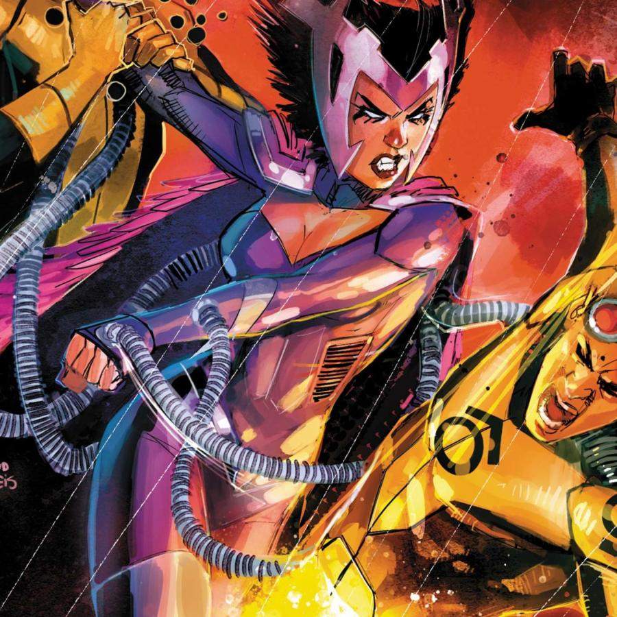 New Mutants (2019) #5