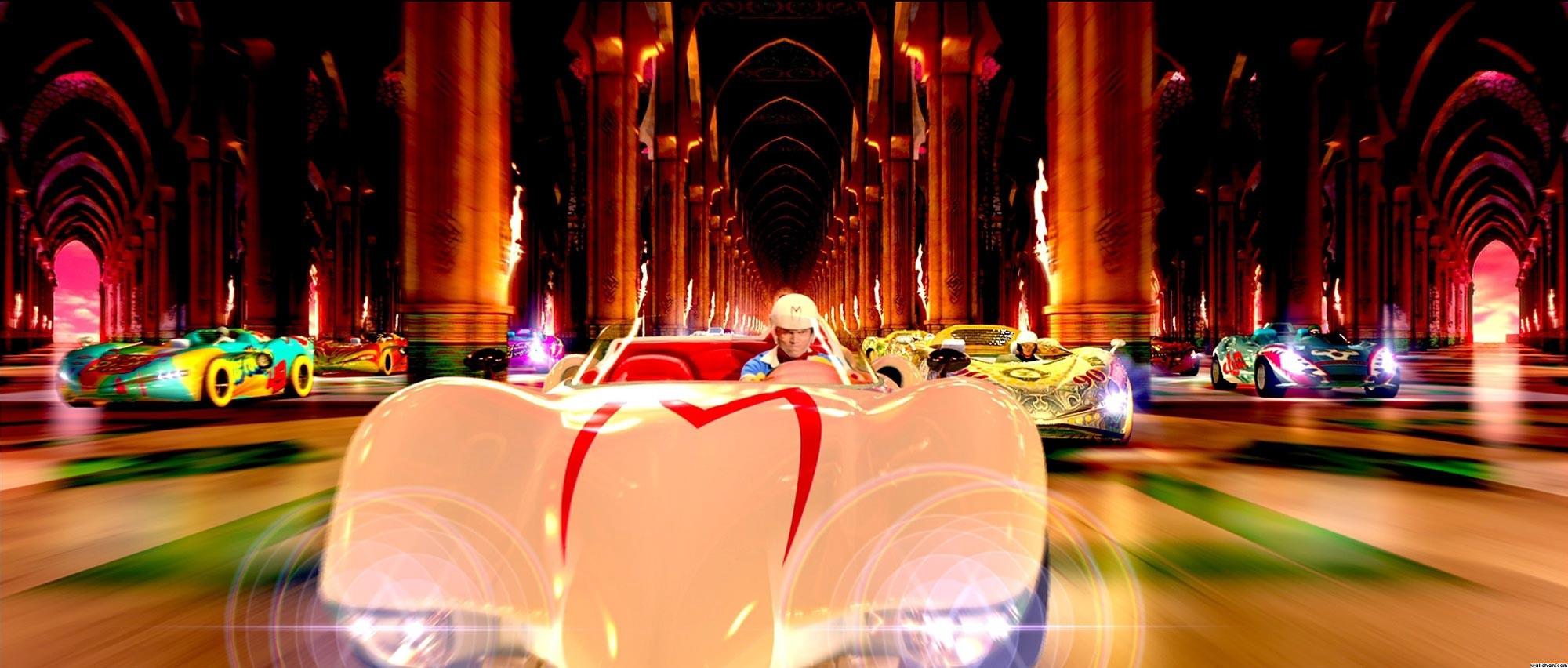 Speed Racer 2008