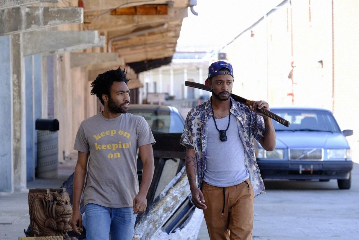 Darius in Atlanta on FX.