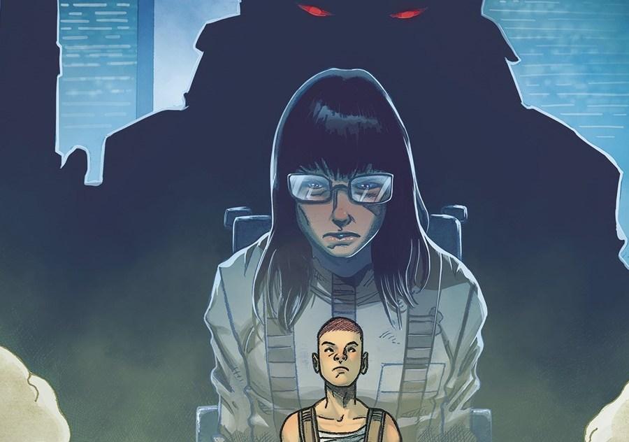 Cover of Blade Runner 2019 #7