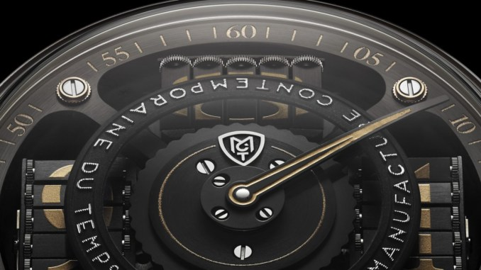 The Sequential Two by Manufacture Contemporaine du Temps