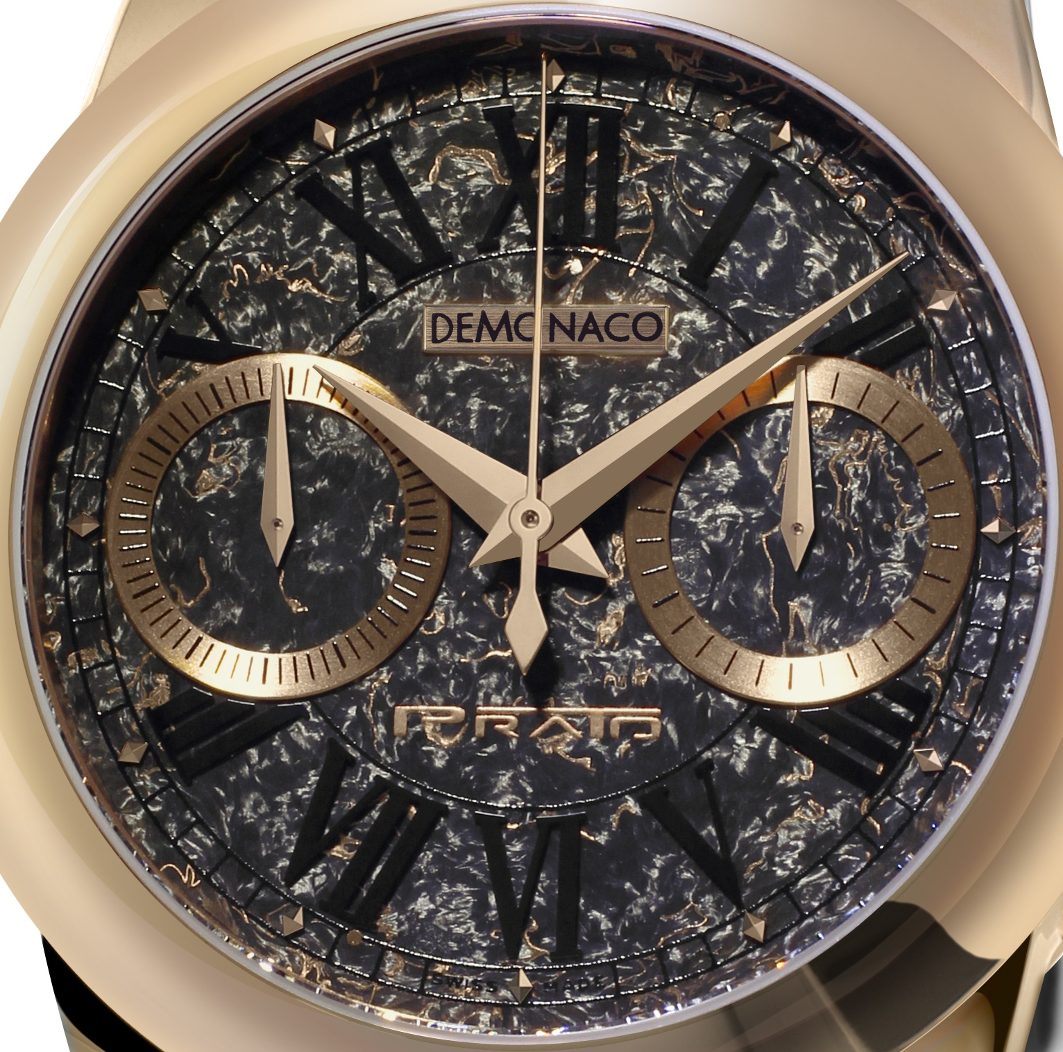 Admiral Chronographe Flyback dial