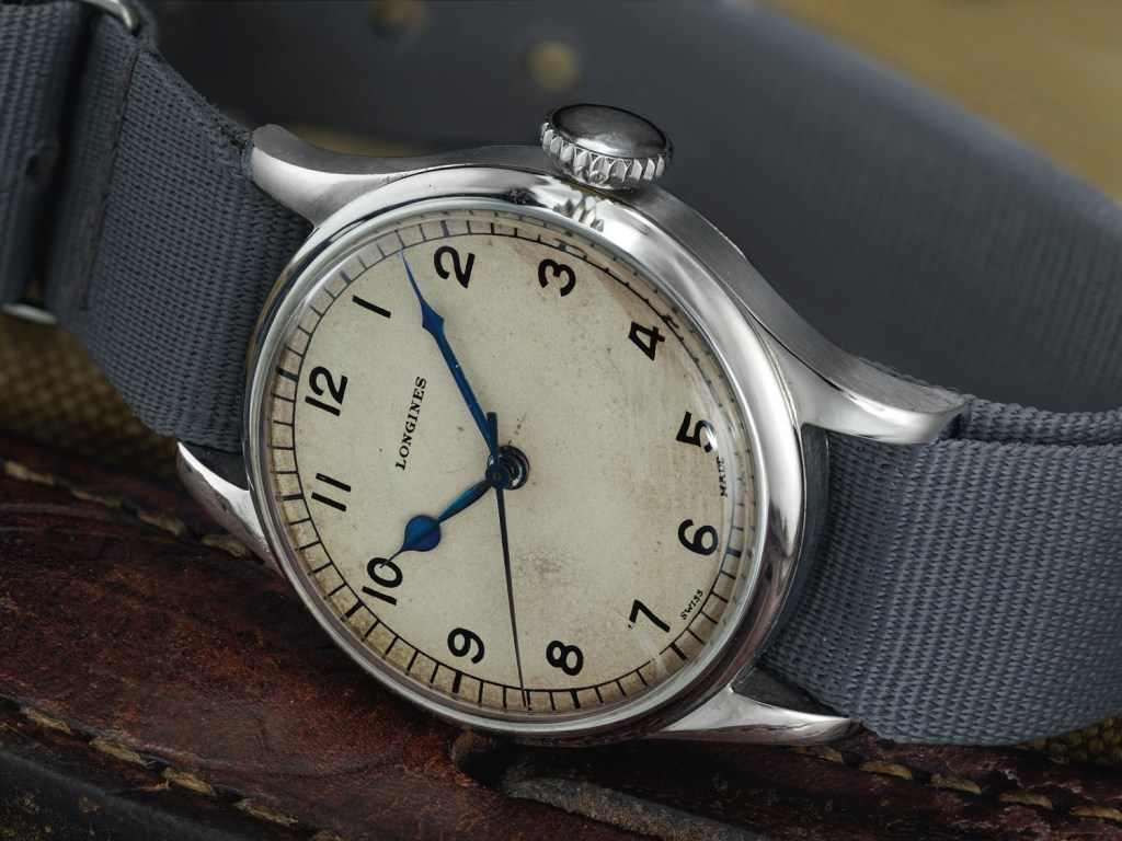 The Longines Heritage Military Original