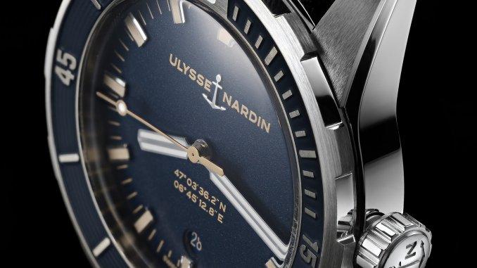 Ulysse Nardin Diver Blue Shark Limited Edition