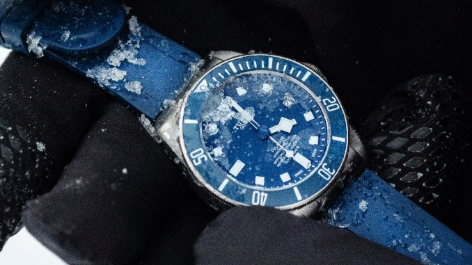 Tudor-Pelagos-ice-diving