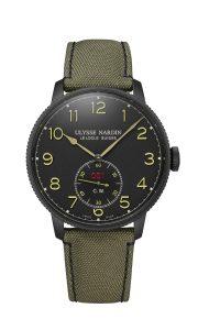 Ulysse Nardin Marine Torpilleur Military Ref. 1183-320LE