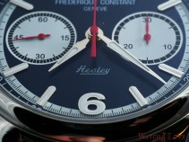 The Healey logo is visible at 6 o'clock.