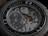 the movement of the Holthinrichs RAW Ornament White Rhodium