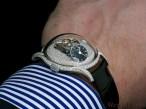 Legacy Machine FlyingT Paved diamond-set edition edition wrist