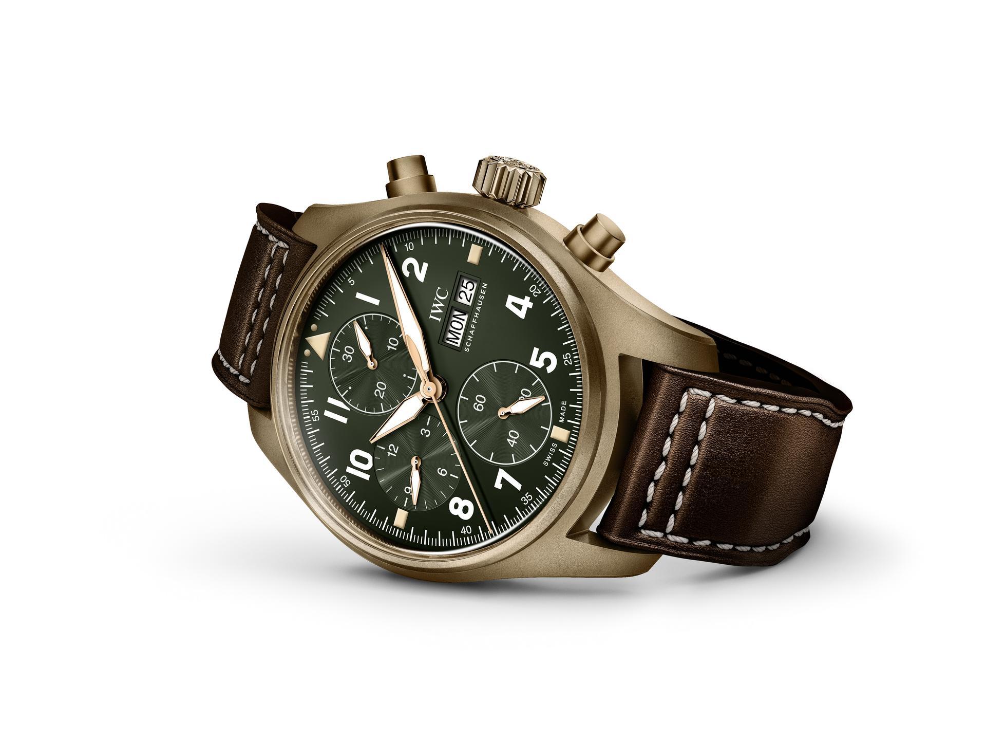 IWC Pilot's Watch Chronograph Spitfire Ref. IW387902