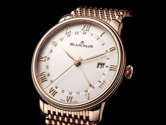Blancpain Villeret GMT date Reference: 6662 3642 MMB