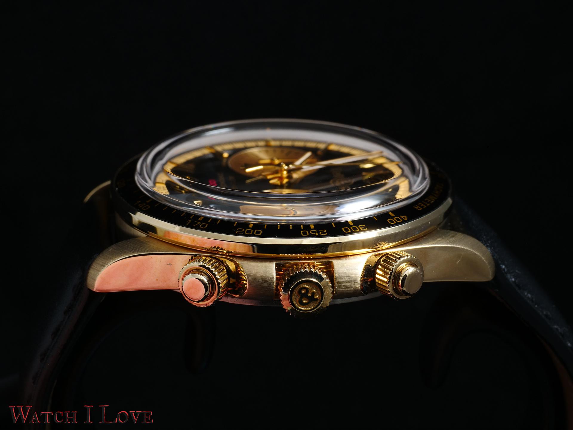 Bellytanker domed sapphire