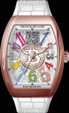 Franck Muller Encrypto
