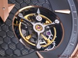 The flying tourbillon