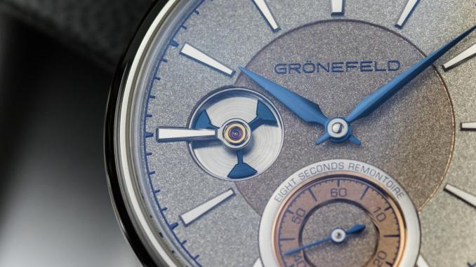 Grönefeld 1941 Remontoire Only Watch 2019