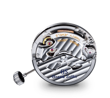 AUTOMATIC SPRING DRIVE 3-DAY GMT Caliber 9R66