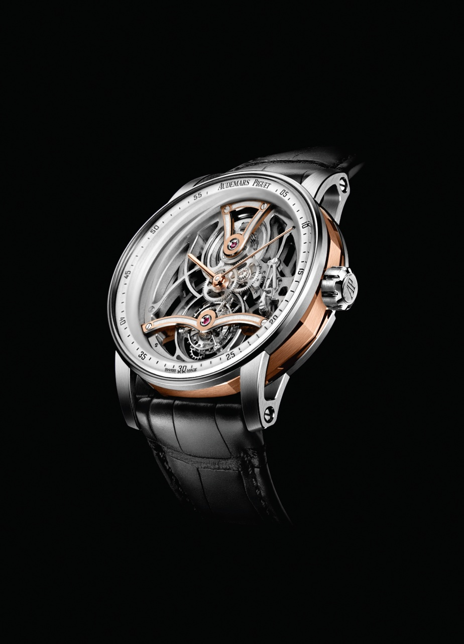 Audemars Piguet Code 11.59 Tourbillon Openworked Only Watch 2019