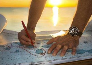 "Blancpain Gombessa V ""Planet Mediterranean"" expedition"