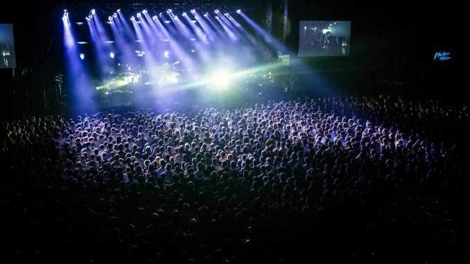 Montreux Jazz Festival Stravinsky Auditorium, 2019 (© 2019 FFJM - Marc Ducrest)