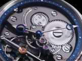 The time display of the Voutilainen 28ti