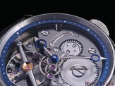 Detail of the dial