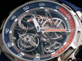 Another viewing angle of the dial