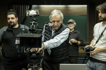ADULTS IN THE ROOM - Director Costa-Gavras