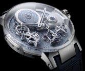 Ulysse Nardin Executive Tourbillon Free Wheel osmium dial