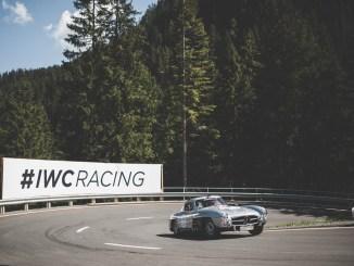 IWC Racing Team at Arosa Classic Car 2019