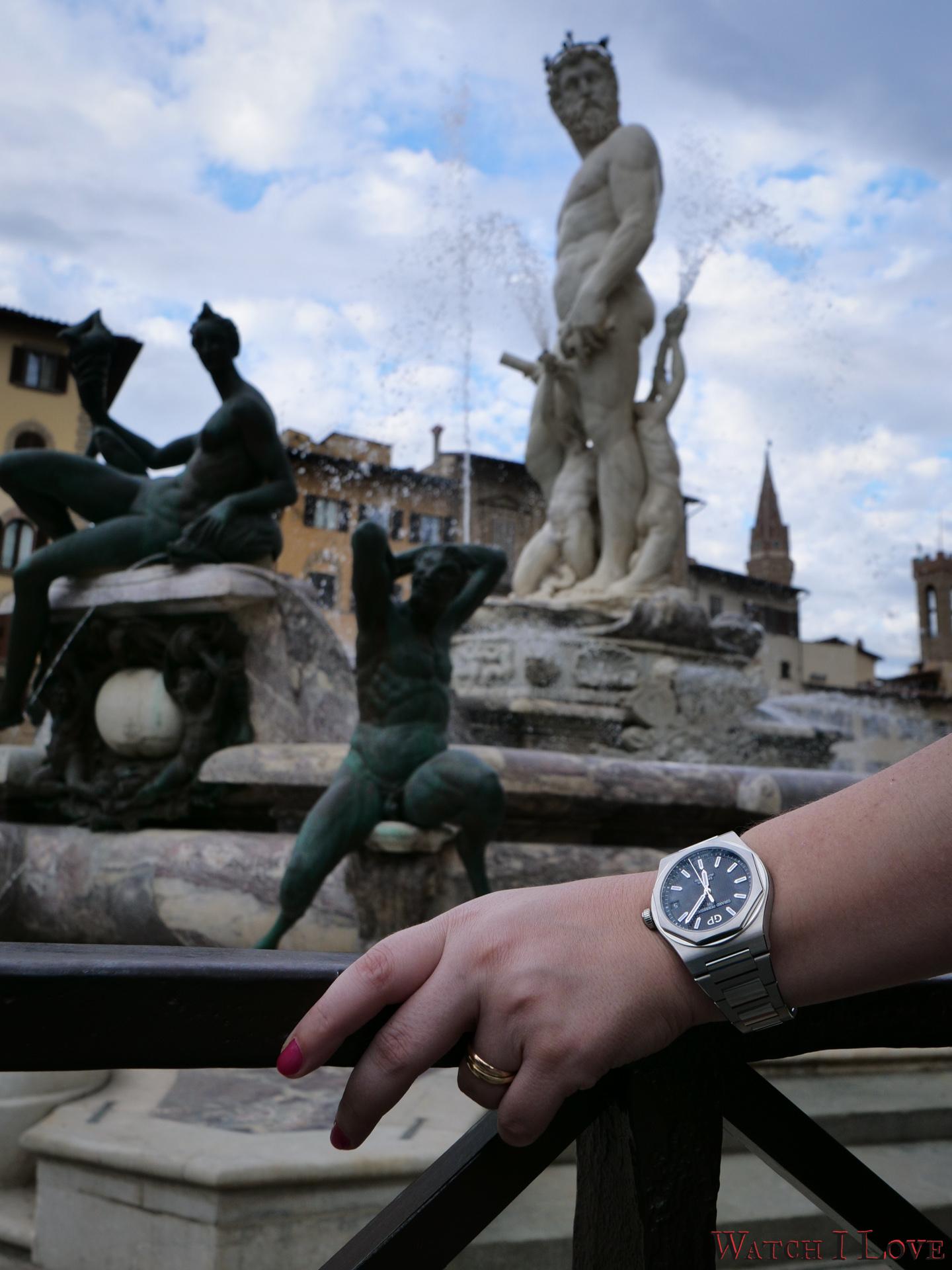 Girard-Perregaux Laureato Firenze