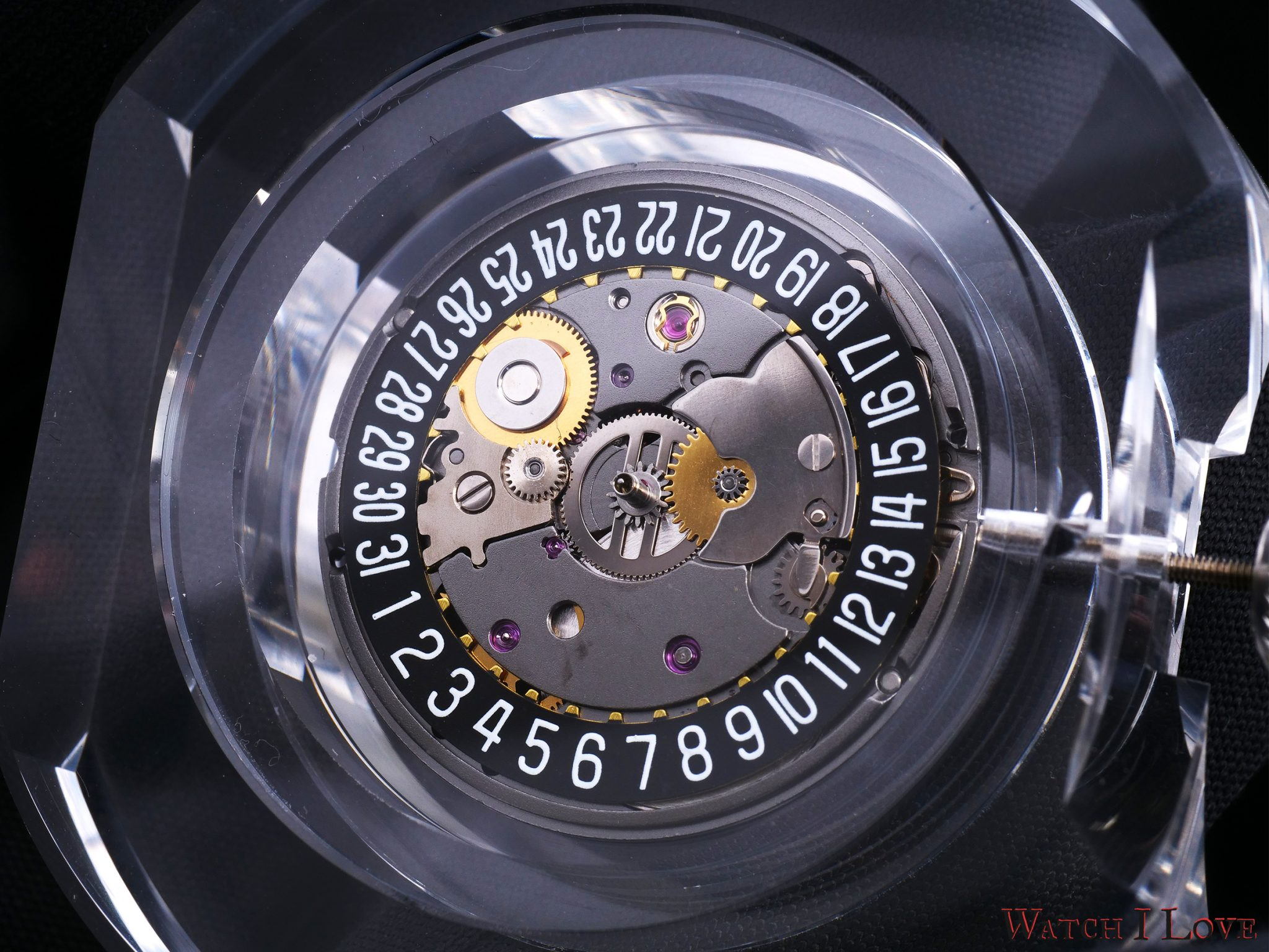 Calibre 5 - watchmakers side
