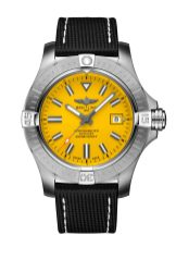 avenger-automatic-45-seawolf-in-stainless-steel-with-yellow-dial-and-anthracite-leather-military-strap-1