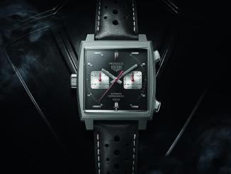 TAG Heuer Monaco 2009–2019 Limited Edition Reference CAW211Z.FC6470
