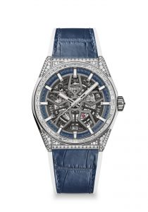 Zenith Defy Classic High Jewelry Reference: 32.9001.670/78.R590