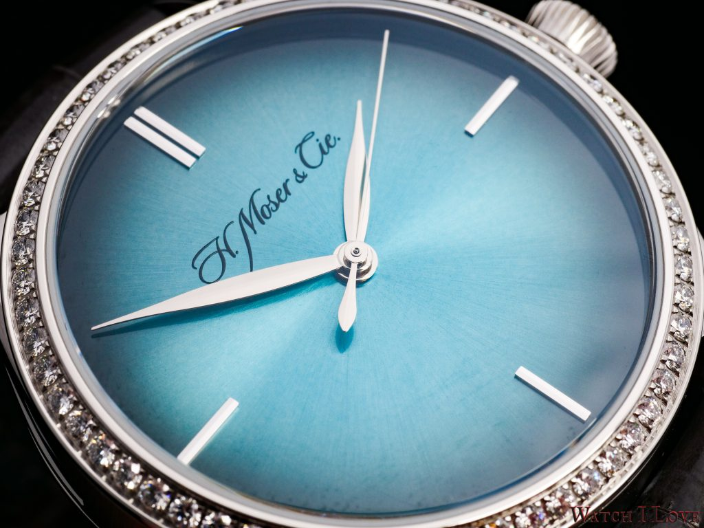 bezel set with 60 brilliant-cut diamonds