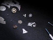 Fabergé Visionnaire DTZ 18 Karat Rose Gold - components