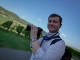 Tourist picture at Marchesi Antinori