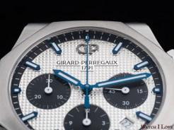 Girard-Perregaux_Laureato_Chronograph_dial_soldat_top