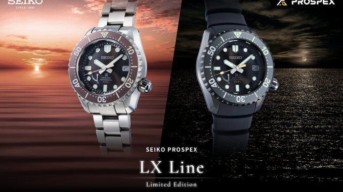 Seiko Prospex LX Line Limited Edition