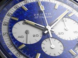 Zenith Phillips El Primero platinum