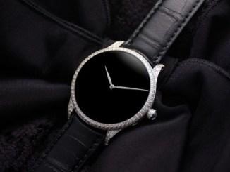 H. Moser & Cie. Venturer Concept Vantablack® Diamonds